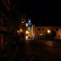 Photo taken at Hotel Praha by Yuri O. on 9/24/2014