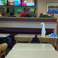 Photo taken at Wendy's by Will R. on 12/18/2012
