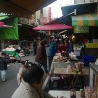 Photo taken at 延平市場 by 冰 熱. on 1/9/2014