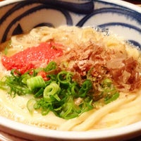 Photo taken at 粉吉うどん by 輝次 高. on 5/9/2015