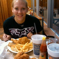 Photo taken at Pete's Chicken by Nicholas P. on 10/18/2012