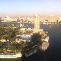 Photo taken at Sheraton Cairo Hotel & Casino by Carl E. on 5/26/2013