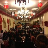 Photo taken at Z & Y Restaurant by Mango C. on 1/5/2013