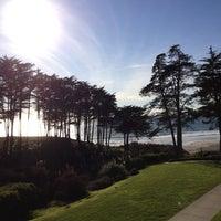Photo taken at Seascape Beach Resort by Mango C. on 2/22/2013