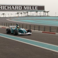 Photo taken at Yas Marina Circuit by Danila D. on 5/6/2013