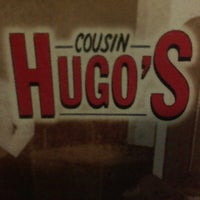 Photo taken at Cousin Hugo's Bar & Grill by Ben R. on 12/2/2014