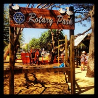 Photo taken at Rotary Park by Awesome A. on 10/7/2012