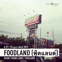 Photo taken at Foodland by Saran Y. on 2/9/2013