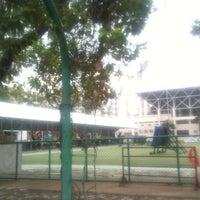 Photo taken at ศูนย์ฝึกกีฬายิงธนู by Saran Y. on 11/24/2012