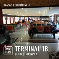 Photo taken at Terminal 1B by Syamsir A. on 2/7/2013