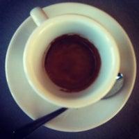 Photo taken at CIBO Espresso by Jason D. on 11/10/2012