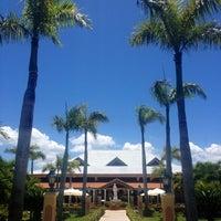 Photo taken at Grand Bahia Principe Bavaro by Юля Р. on 4/27/2013