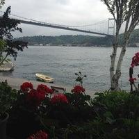 Photo taken at Teras Cafe (Beyaz Kale) by Feyzanur K. on 5/9/2013