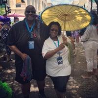 Photo taken at Jacksonville Jazz Festival by Burnell G. on 5/28/2016