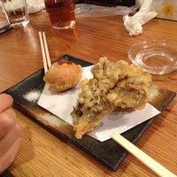 Foto tomada en 千駄木うどん 汐満 por Shin N. el 11/18/2012