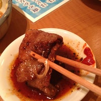 Photo taken at 焼肉たむら 本店(広小路店) by Shin N. on 4/28/2013