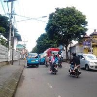 Photo taken at Jalan Gajayana by Rizki KHoirul M. on 11/8/2013