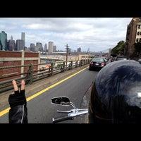 Photo taken at Brooklyn Bridge Park Conservancy by Reggaesue M. on 9/22/2012