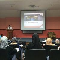 Photo taken at Mini Auditorium by Leha L. on 4/6/2016