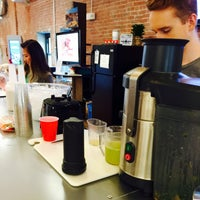 Photo taken at Think Big Coworking by Bob S. on 8/26/2015