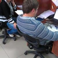 Photo taken at Агенство Системного Сервиса by Сергей М. on 10/8/2012