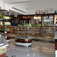 Photo taken at SAADEDDIN PASTRY by Afnan on 10/7/2012