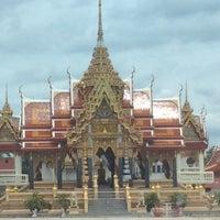 Photo taken at วัดยกกระบัตร by maroom N. on 9/16/2014