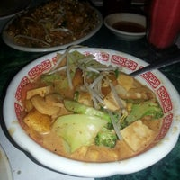 Photo taken at EE-Sane Thai-Lao Cuisine by Shonda S. on 2/9/2013