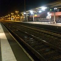 Photo taken at Gare SNCF de Saumur by Chrîstian H. on 11/21/2012