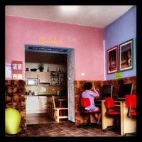 Photo taken at Advantage Hostel by Chrîstian H. on 7/7/2013