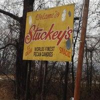 Photo taken at Stuckey's by Tyler on 12/24/2012