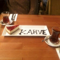 Photo taken at Yeşilyurt Kahve by Ferda I. on 9/9/2013