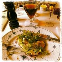 Photo taken at Restaurant Schønnemann by Alex L. on 5/11/2013