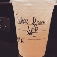 Photo taken at Starbucks by Jake W. on 4/15/2015