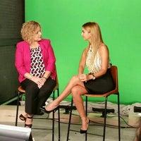 Photo taken at Fusion Newsport/Univision Noticias by NataschaOS on 5/11/2017