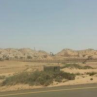 Photo taken at منفذ هيلي الحدودي Hili Border Port by Rnhrt d. on 4/15/2014