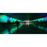Photo taken at Tunnel of Light by Chuck on 5/19/2014