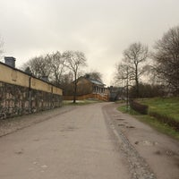 Photo taken at Suomenlinna / Sveaborg by Jirka D. on 11/22/2017