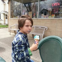 Photo taken at Ranison's Ice Cream & Candy Shop by Amy L. on 5/4/2013