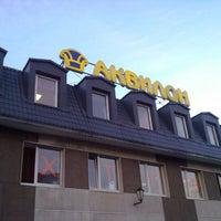 Снимок сделан в МЦ «Аквилон» пользователем Maxim V 11/10/2012