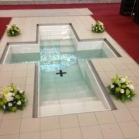 Photo taken at St. Simon Catholic Church by Sean T. on 3/30/2013