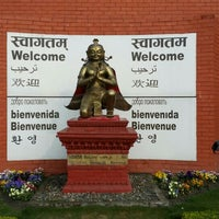 Photo taken at Kathmandu by Johny Tex on 5/15/2016