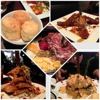 Photo taken at Hash House a Go Go - Orlando by Zulkeira R. S. on 5/2/2013