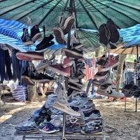 Photo taken at Klong-Nage (Kobkul) Flea Market by BAS S. on 11/3/2013