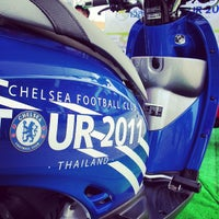 Photo taken at บ้านซัมกาก Sumkak Chelsea Fc by BAS S. on 5/27/2013