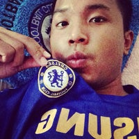 Photo taken at บ้านซัมกาก Sumkak Chelsea Fc by BAS S. on 5/19/2013