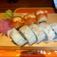 Photo taken at Sushi Yoshi by Nabeel on 3/28/2013