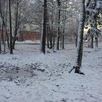 Photo taken at Rastgård by Thomas A. on 12/2/2012