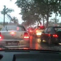 Photo taken at Assunta Roundabout by Ramzi A. on 11/27/2012