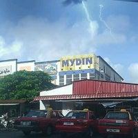 Photo taken at Mydin Mall by Ed Z. on 12/27/2012